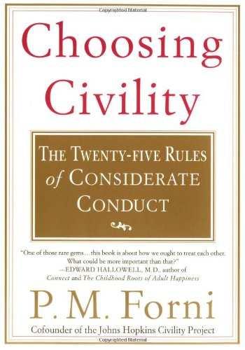 Choosing Civilty