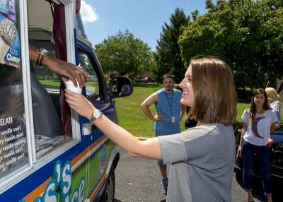 Cool treats in the hot summer for an added benefit to PBK employees
