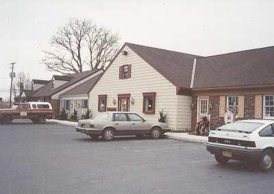 Kathy's Strip Mall House